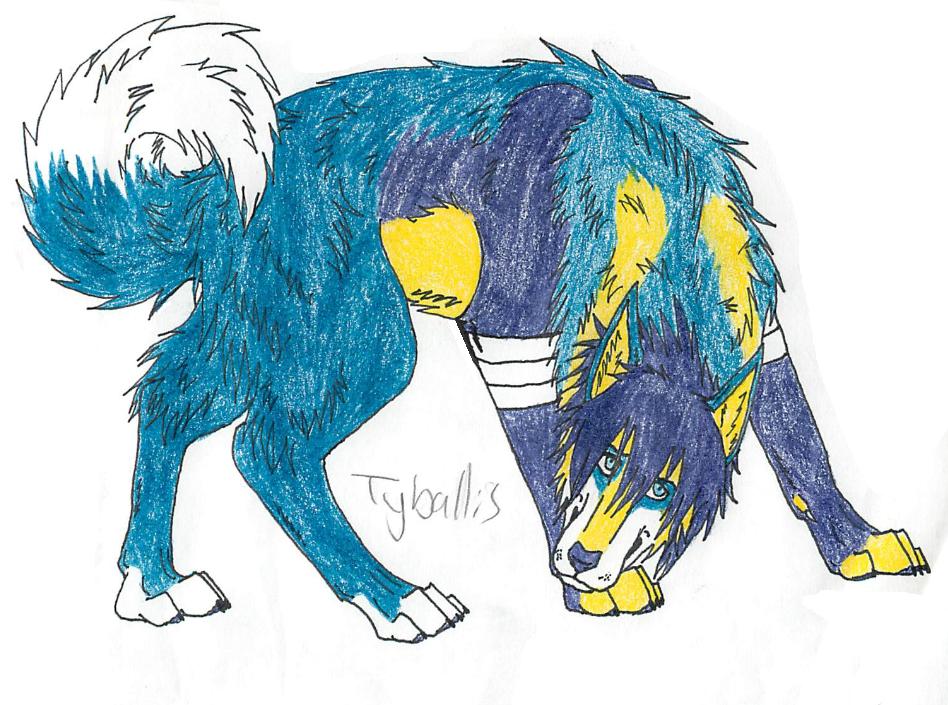 Tyballis by CaptainCrombie