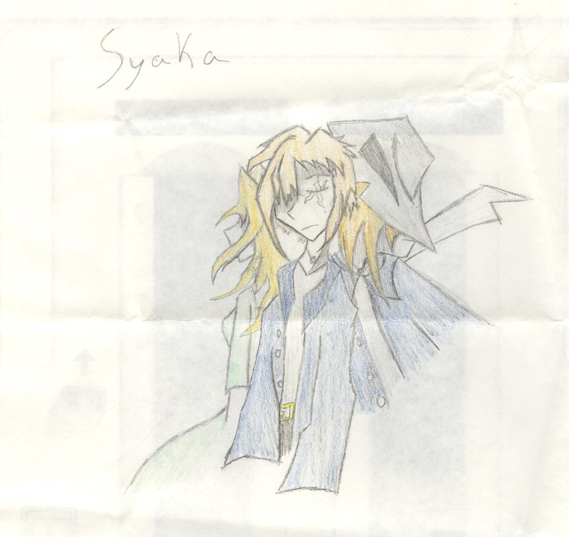 Syaka by CaptainDreamer