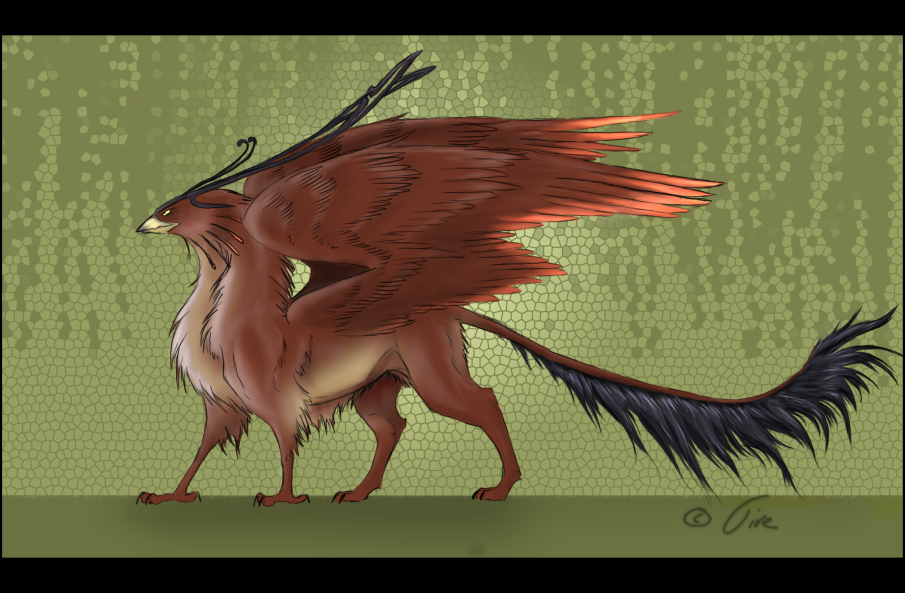 Some Gryphon... by CaptainTire