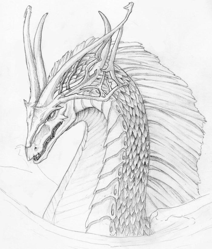 Dragon-scrap 2 by CaptainTire