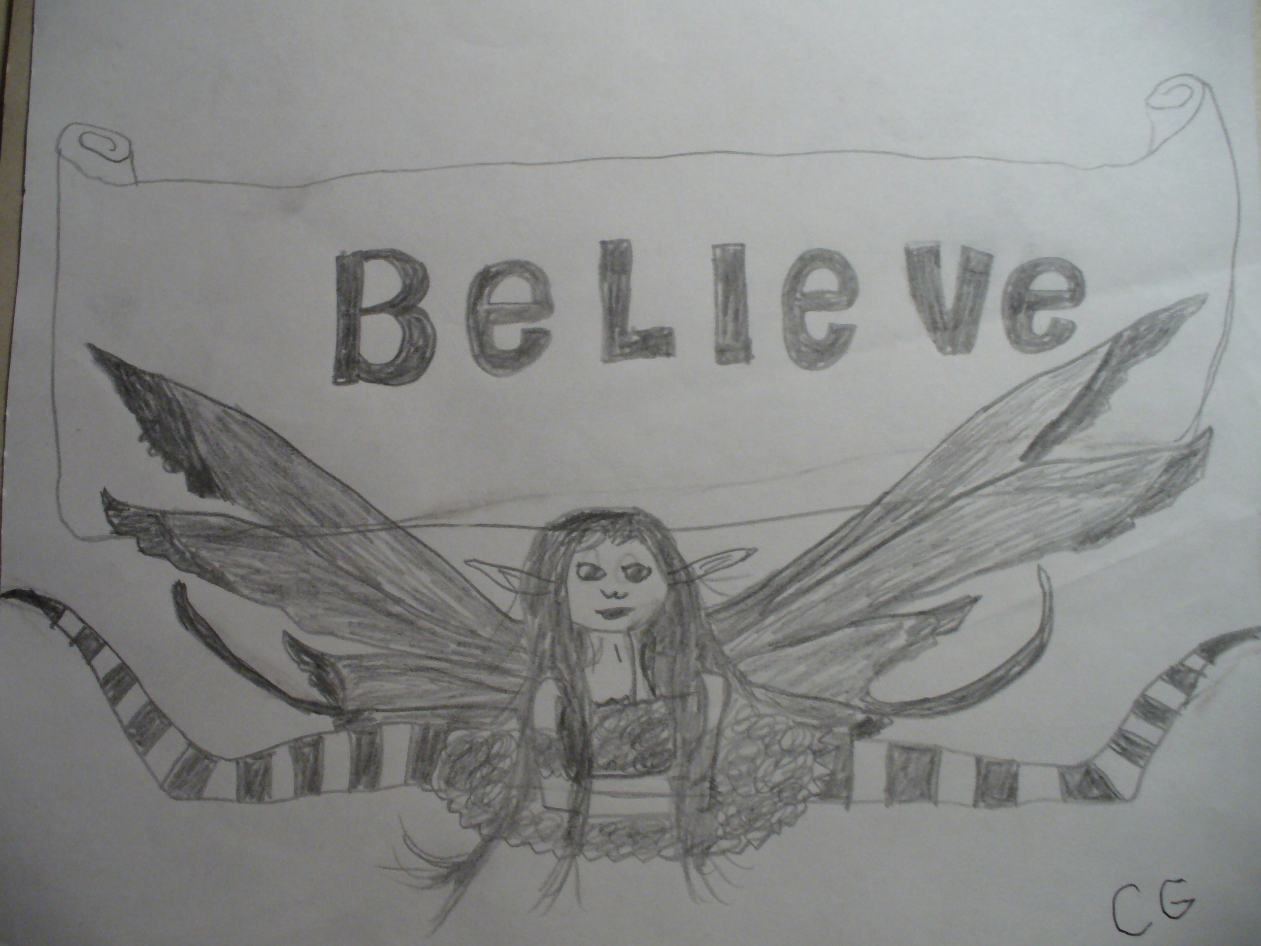 Believe by Cara