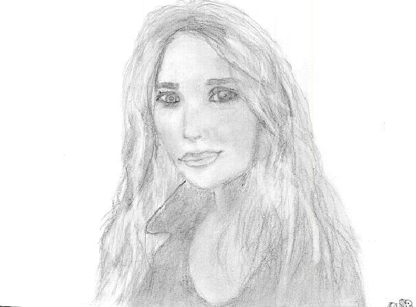 Ashley Olsen by Carlijn