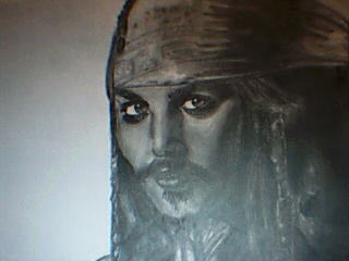 Jack Sparrow by Carlijn