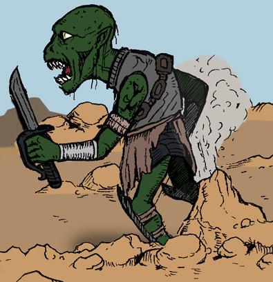 Goblin by Cataquack2Reacto