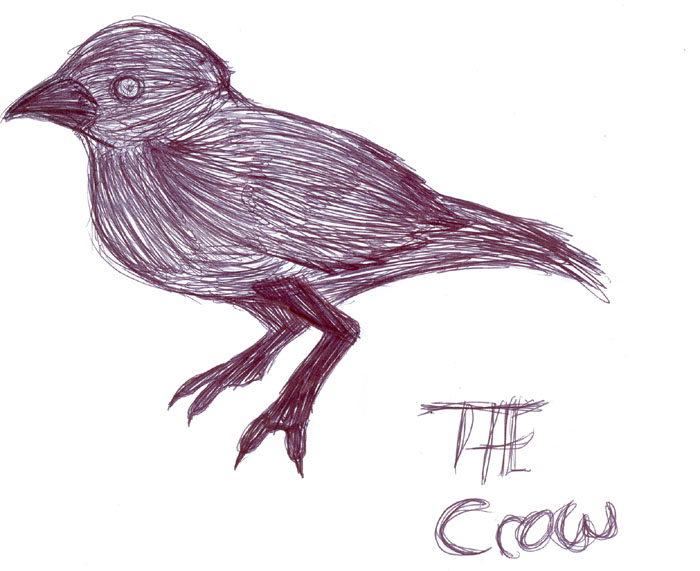 The Crow?? by Cecoeluv