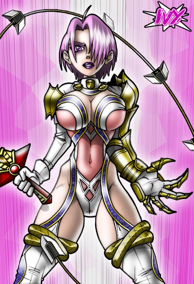 Ivy II (Soul Calibur III) by Cerberus_Lives