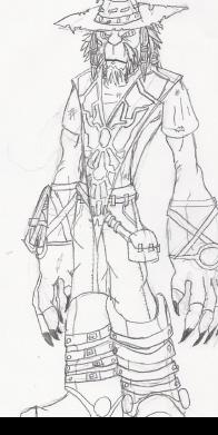 Oddworld just got..Stranger by ChaosCrusader0012