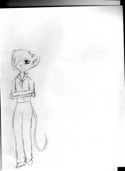 Basil- Anime Style by Chaos_Alchemist
