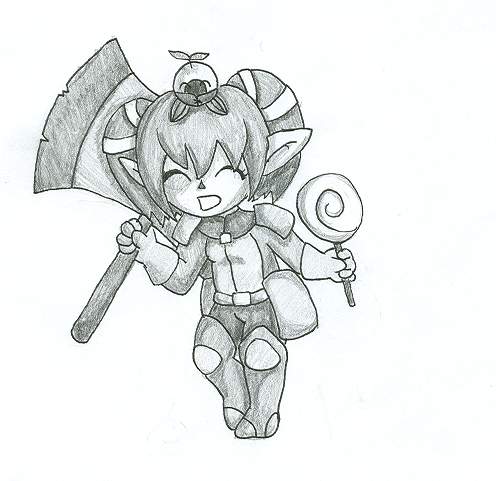 TaRuTaRu On A sUgAr HiGh! by Chapstick_Warrior