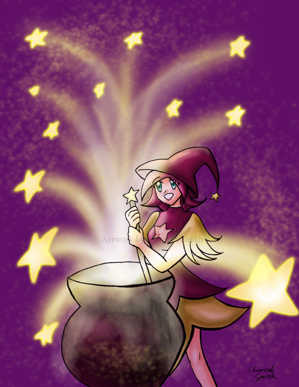 Original: The Star Witch by CheetahSmith