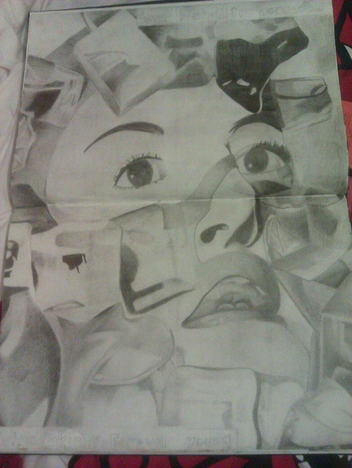 Artist Study by Chelsea93roc