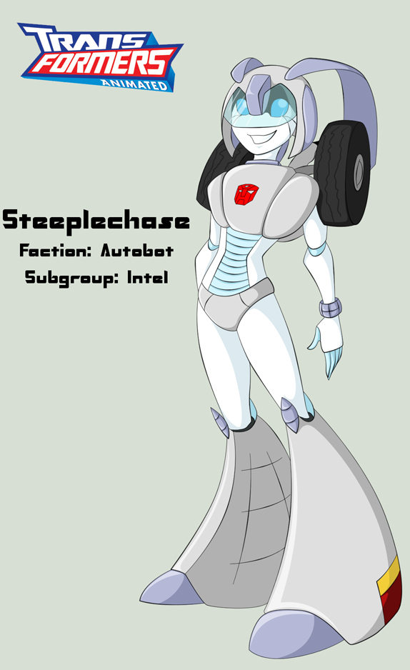 OC - Steeplechase by ChibiJaime