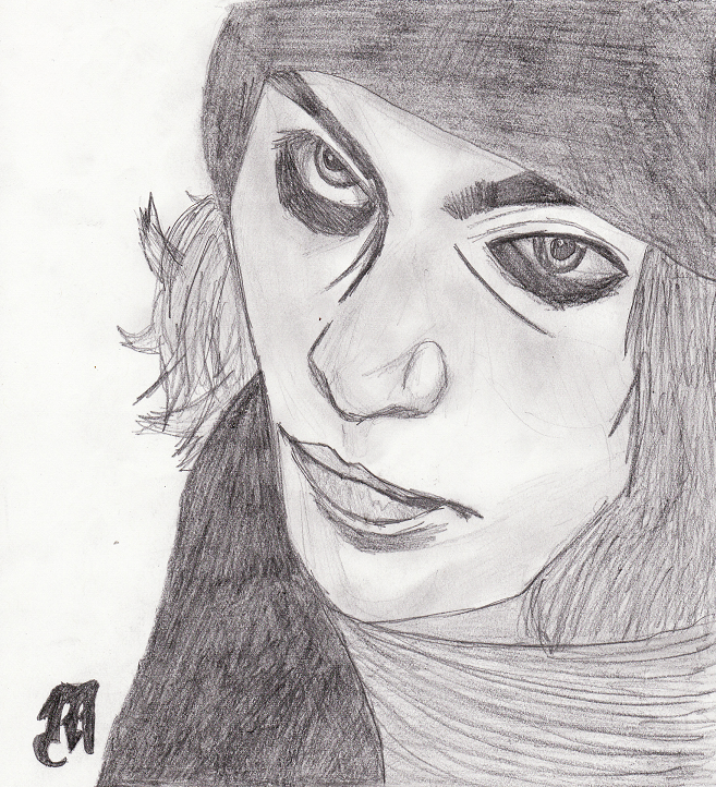 Ville Valo by ChibiLee