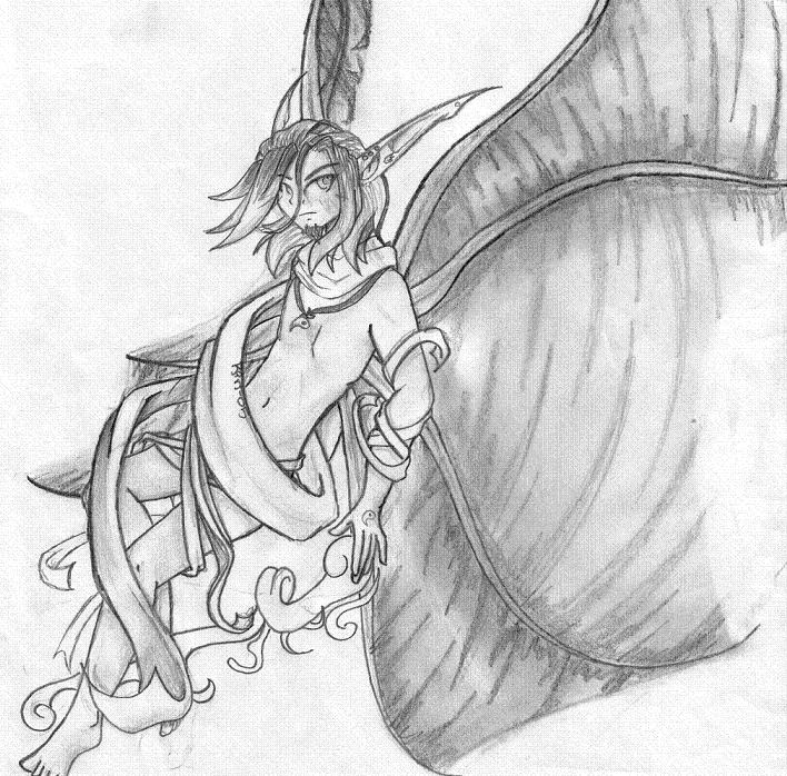 Random Light Jak # 1 by ChibiSess