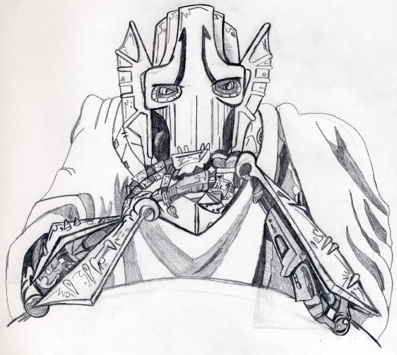 General Grievous by Chibodee