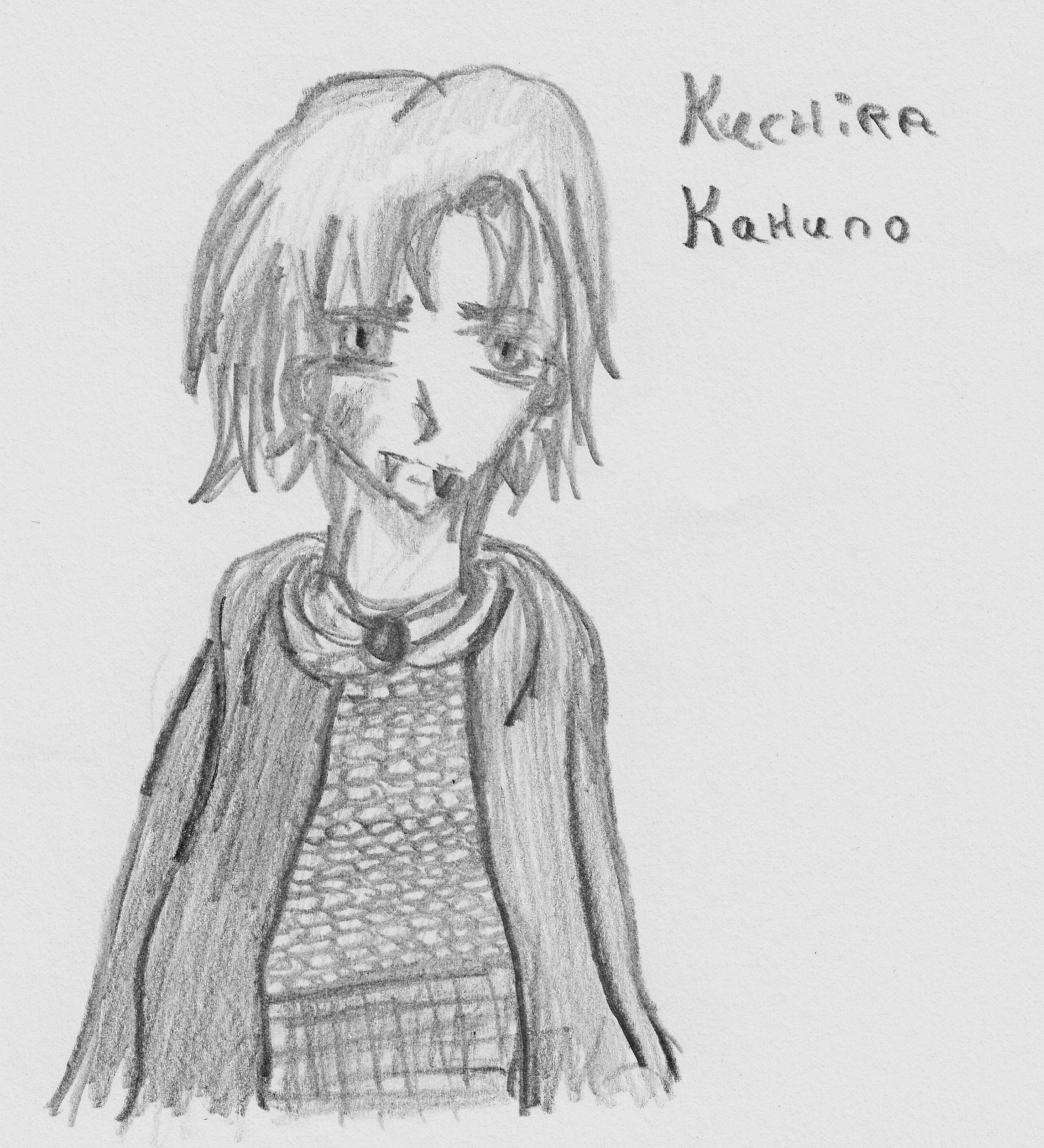 Kuchira Kahuno by Chila