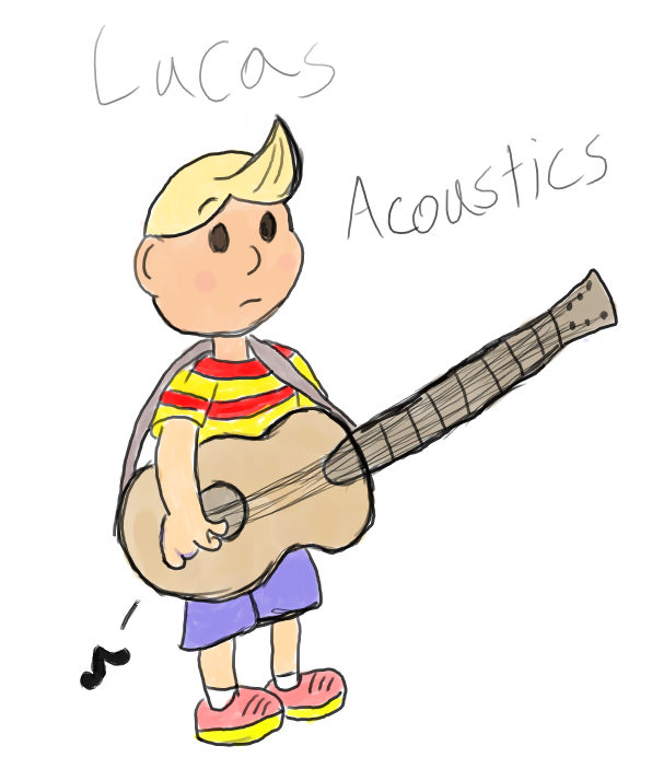 Lucas - Acoustic by Chombie