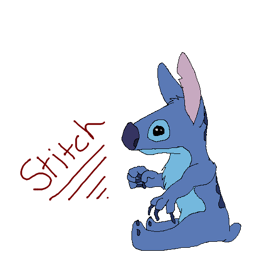 Stitch 10min-er by Clairvoya