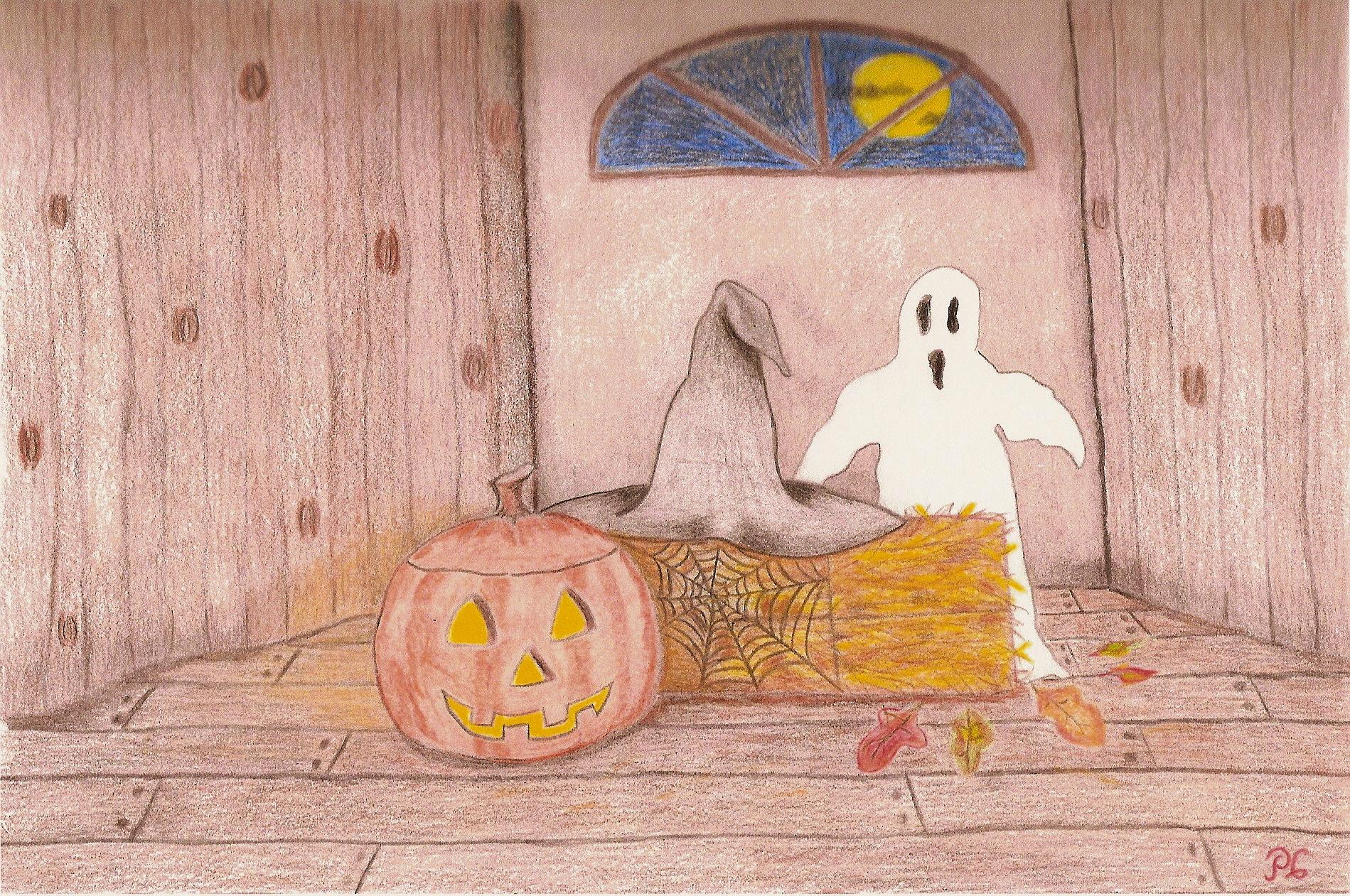 Halloween by Cobrafoxy