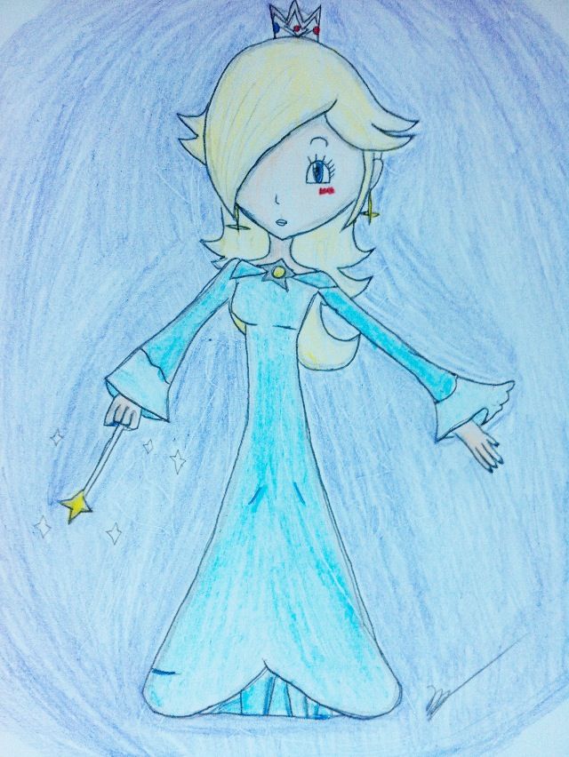 Rosaline Mario by Coco-Crystal116