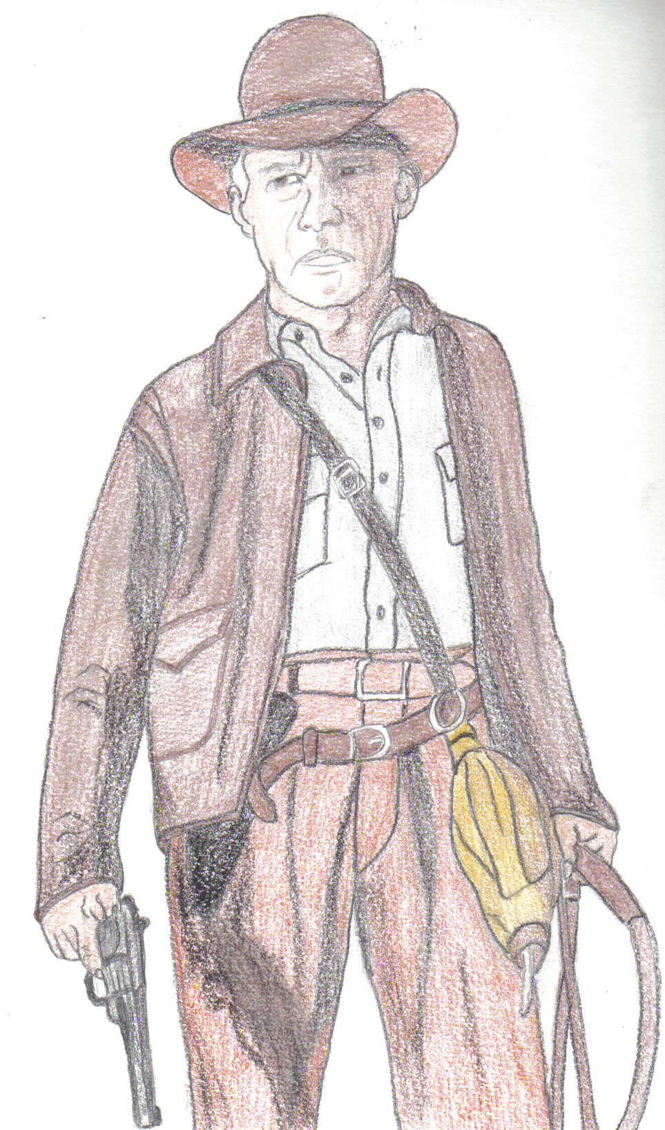 Indiana Jones by Coco50