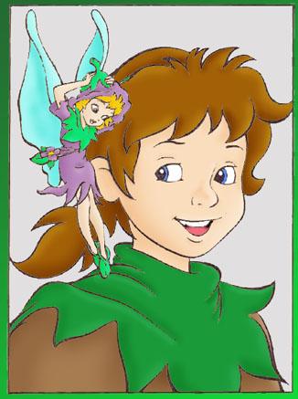 Fox's Peter Pan by Colt-kun