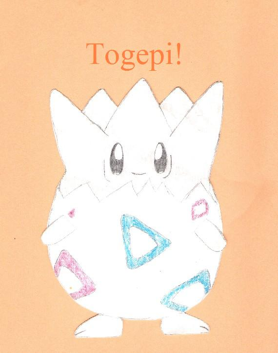 Togepi! by Coolstra