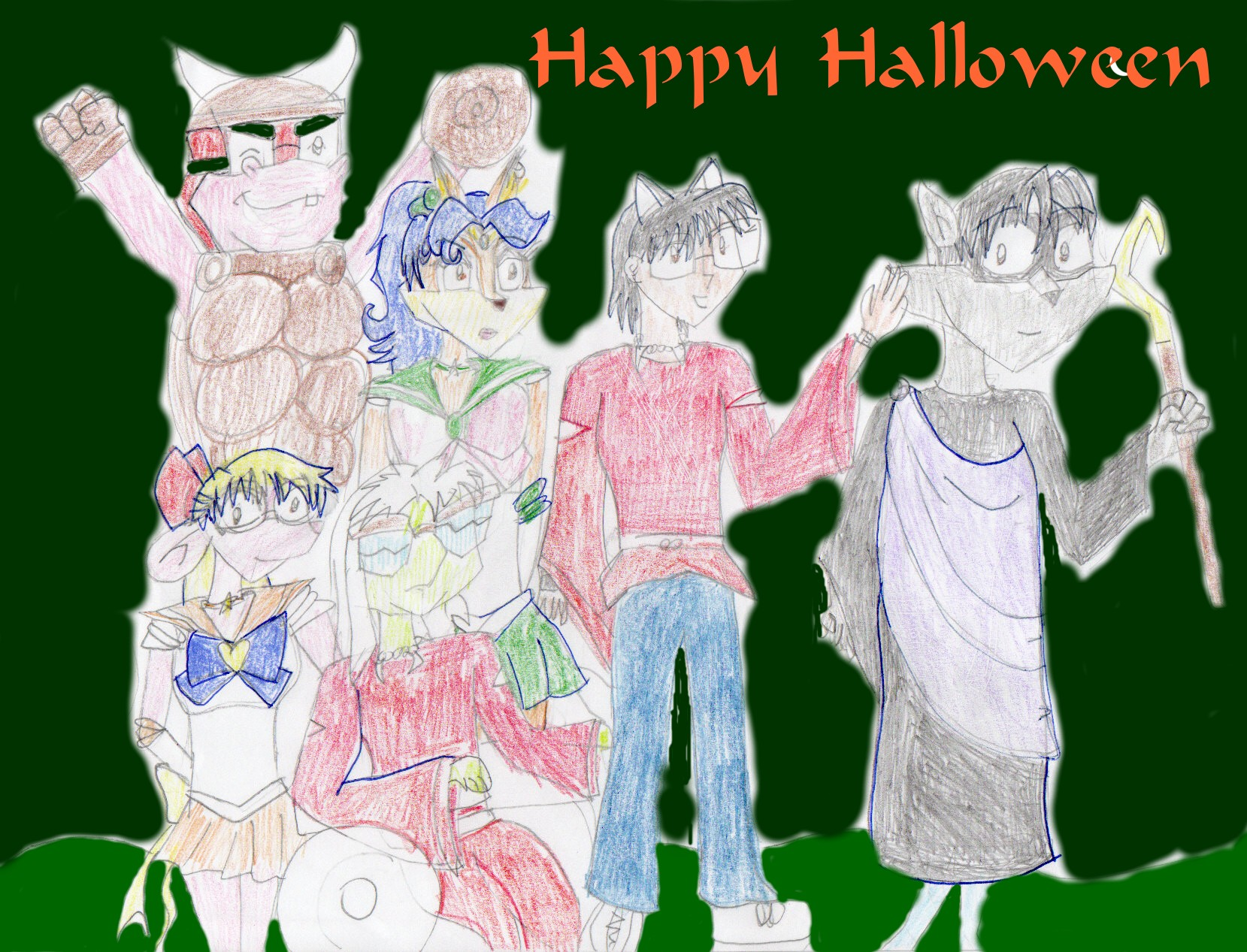 Happy *belated* Halloween by Coopergal33