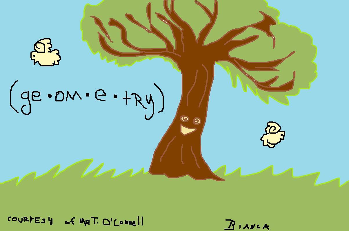 Gee. I'm a Tree! by CrashAndBurn