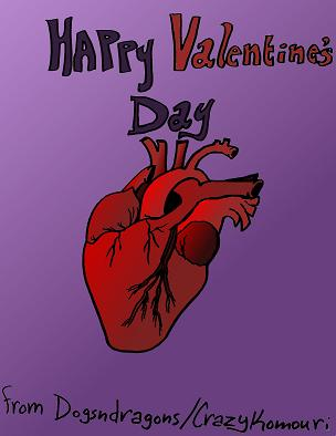 Happy V-Day by CrazyKomouri