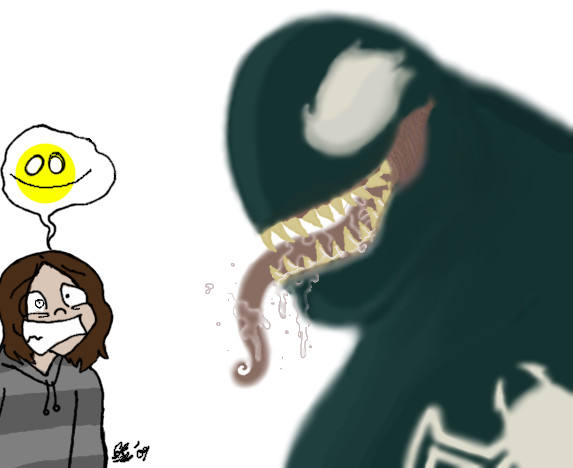 A Kid and His Symbiote by CrazyKomouri