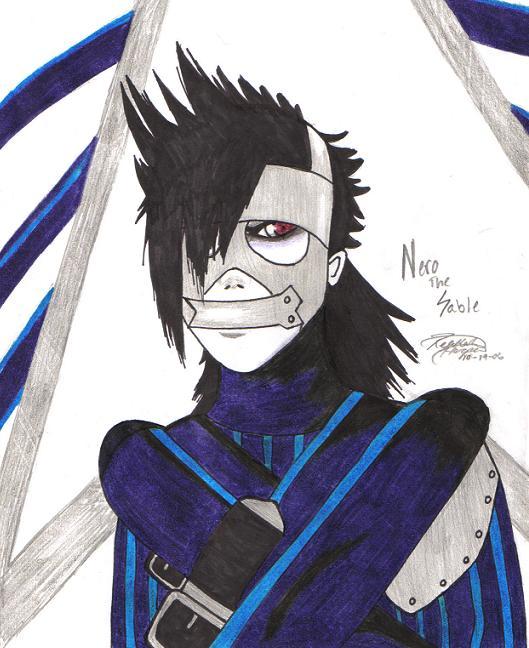 Nero by Crazymuffin