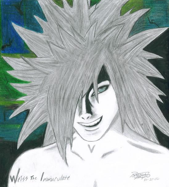Weiss by Crazymuffin