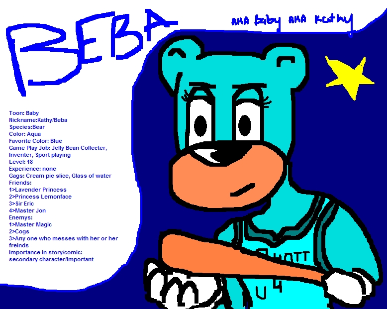 Beba profile by CrazyxBear