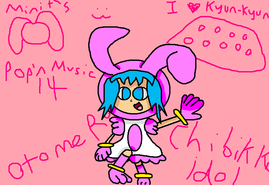 Minit's BG by CreamandPoppufan166