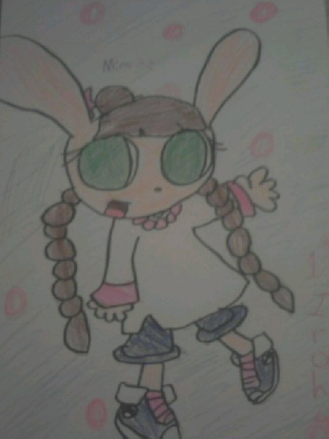 Pop'n Music Twelve Iroha: Mimi by CreamandPoppufan166
