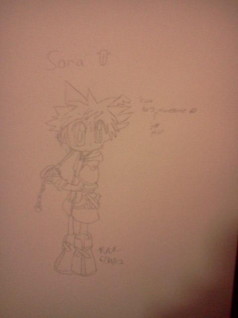 Sora by CreamandPoppufan166