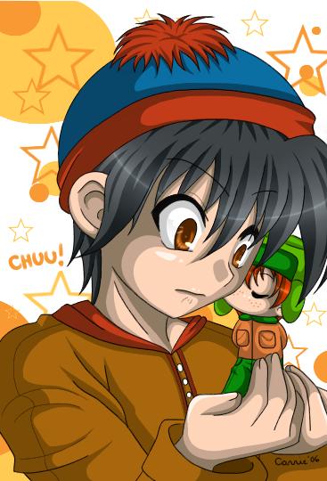 Chuu~ Stan x Kyle by CreamyWay