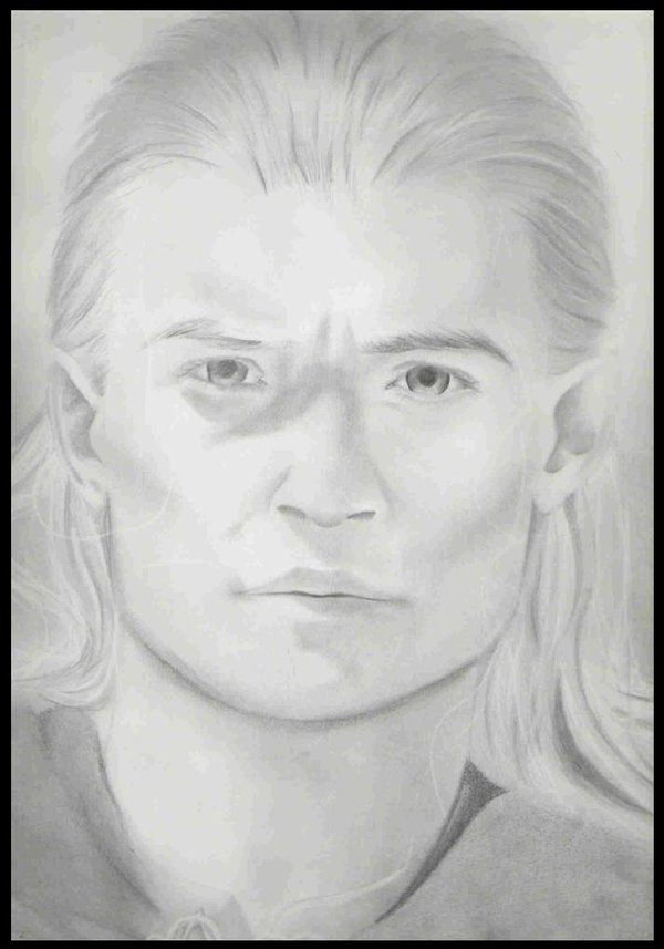 Legolas by Crownless