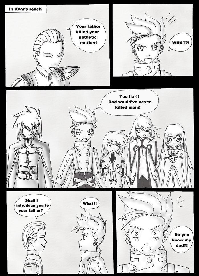 Tos comic part 1 by Cruxis_Katz