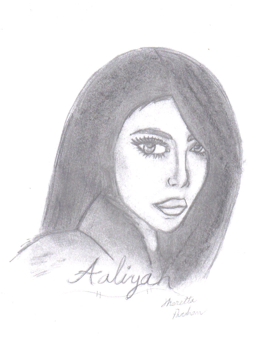 Aaliyah by CrystalKitsune357