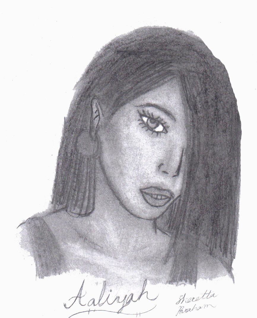 Aaliyah~ by CrystalKitsune357
