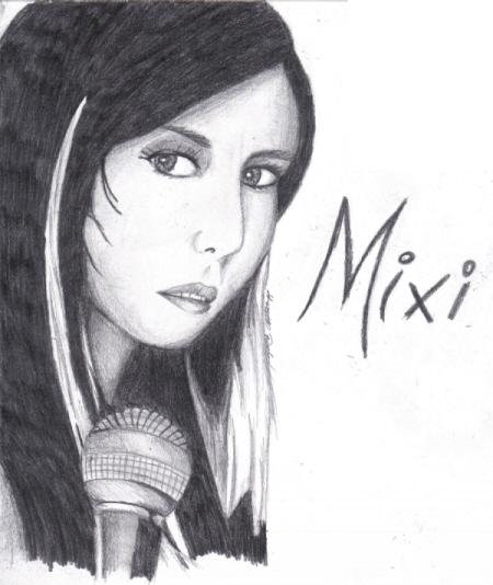 Mixi by CrystalKitsune357