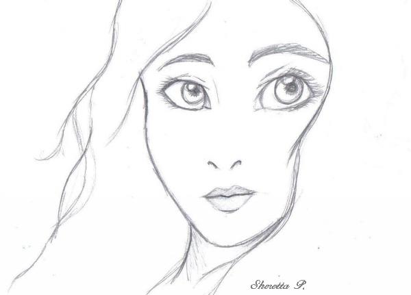 Sketch #2 by CrystalKitsune357