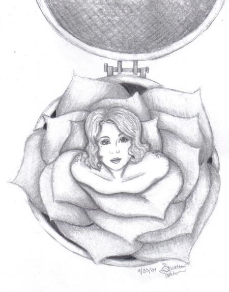 Faerie Locket by CrystalKitsune357