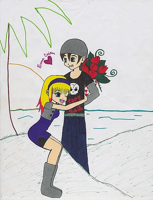 So in Love :D by CuteAngelChik