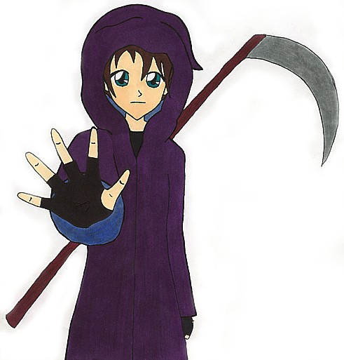 Reaper by CuteAngelChik