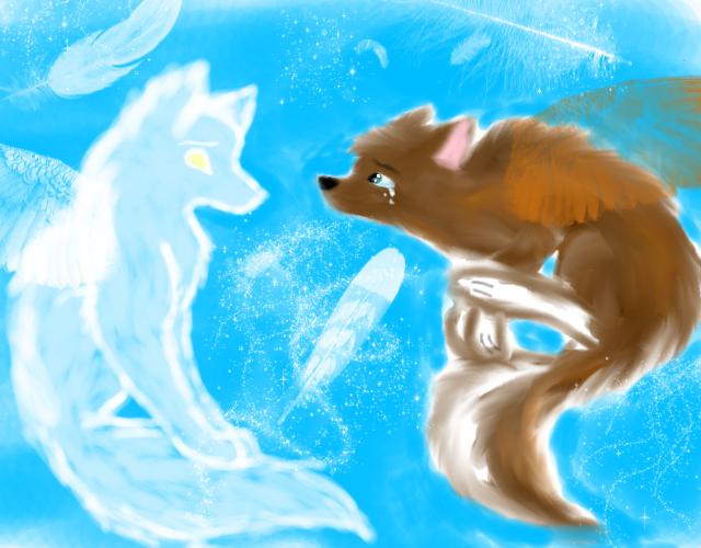 Wolf's Spirit by CutieKat3