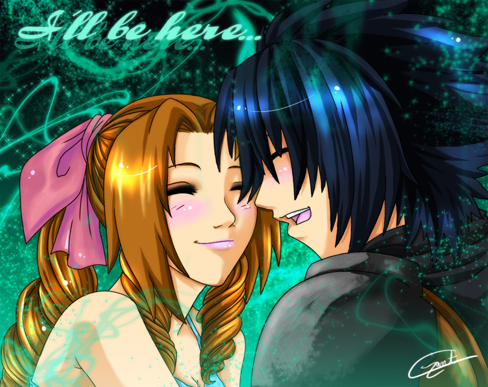 I'll be here by CyberIrina