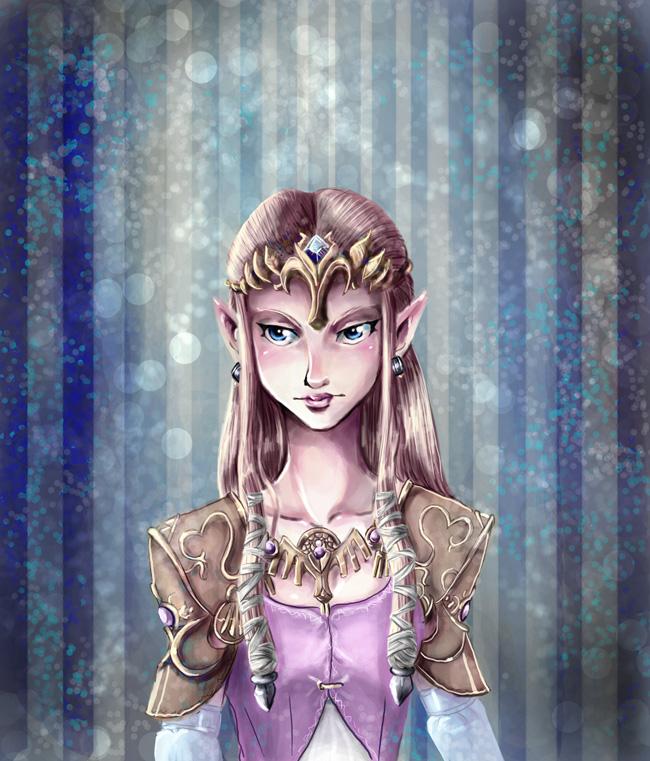 Zelda+ tTp by calahnafurhst